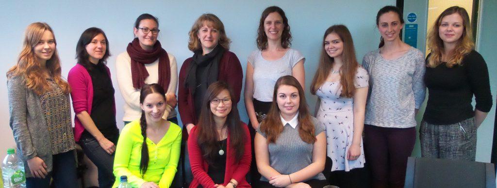 LARA lab group photo